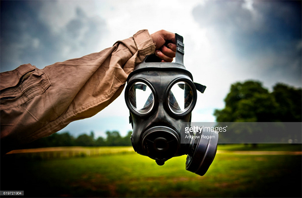 Doomsday Prepper. Photo Credit: Andrew Regam - 619721904. gettyimages.com. Introvert Survival Guide. Alwaysuttori.com