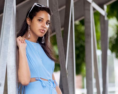 Always Uttori Summer Dress Fashions. Photo Credit: Always Uttori. 3 Easy Breezy and Blue Summer Dresses. AlwaysUttori.com