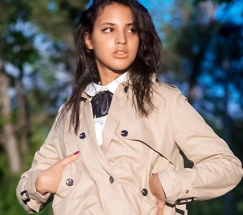 Summer Chic Shorts Feature Photo. Photo Credit: Always Uttori.