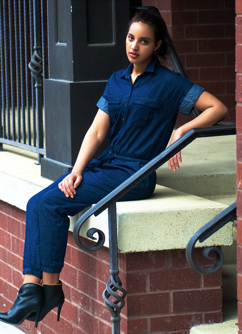 Jumpsuit Blues. Alwaysuttori.com