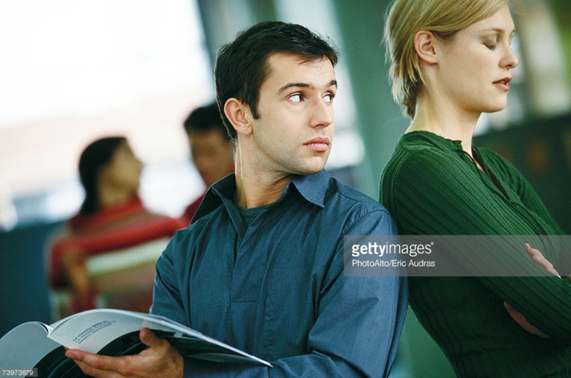 Male vs. Female INTJ. Photo Credit: Photo Alto | Eric Audras - 73973679. gettyimages.com.