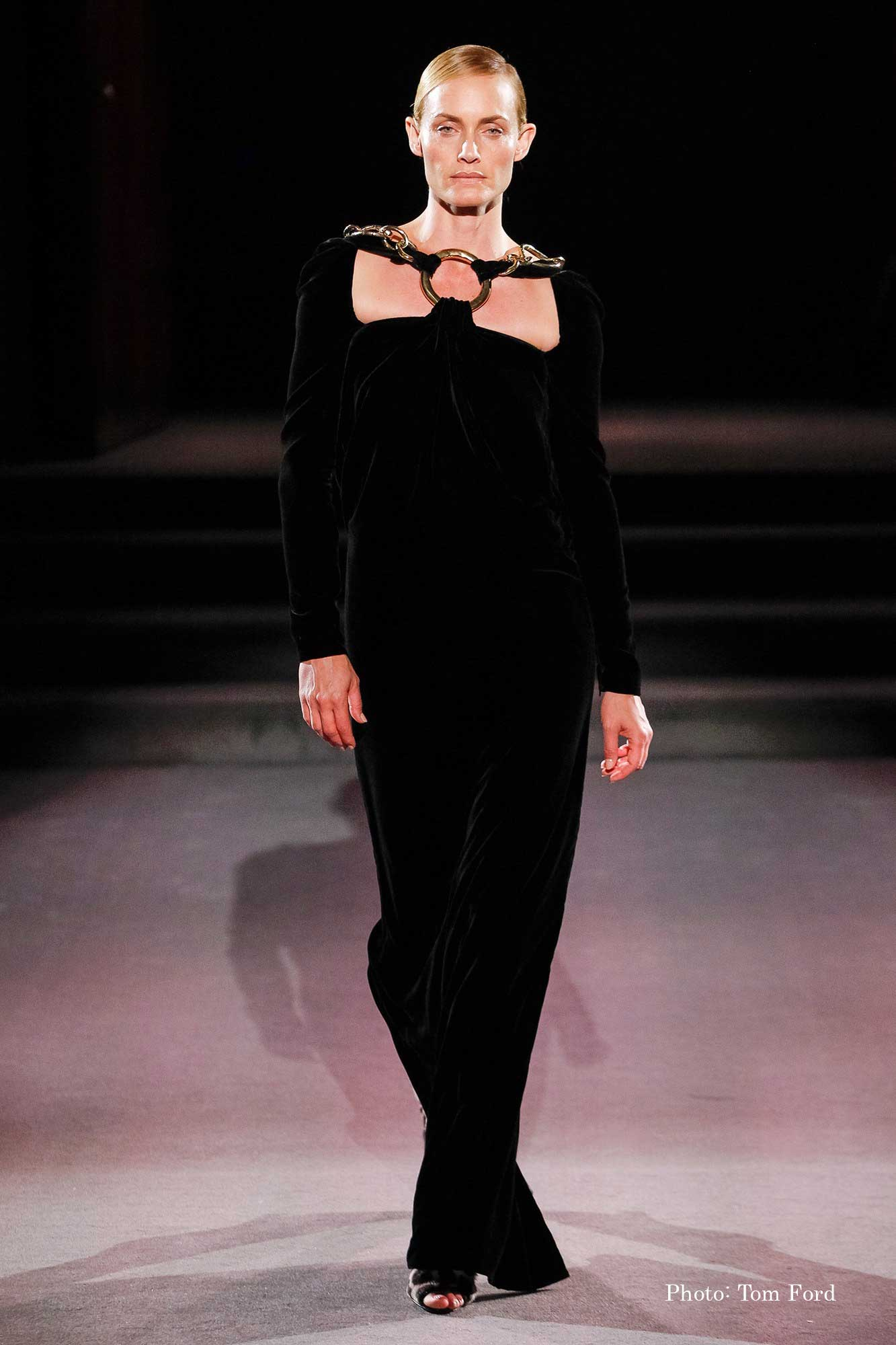 Tom Ford, 2016 Ready-to-Wear, Look 48. Vogue.com