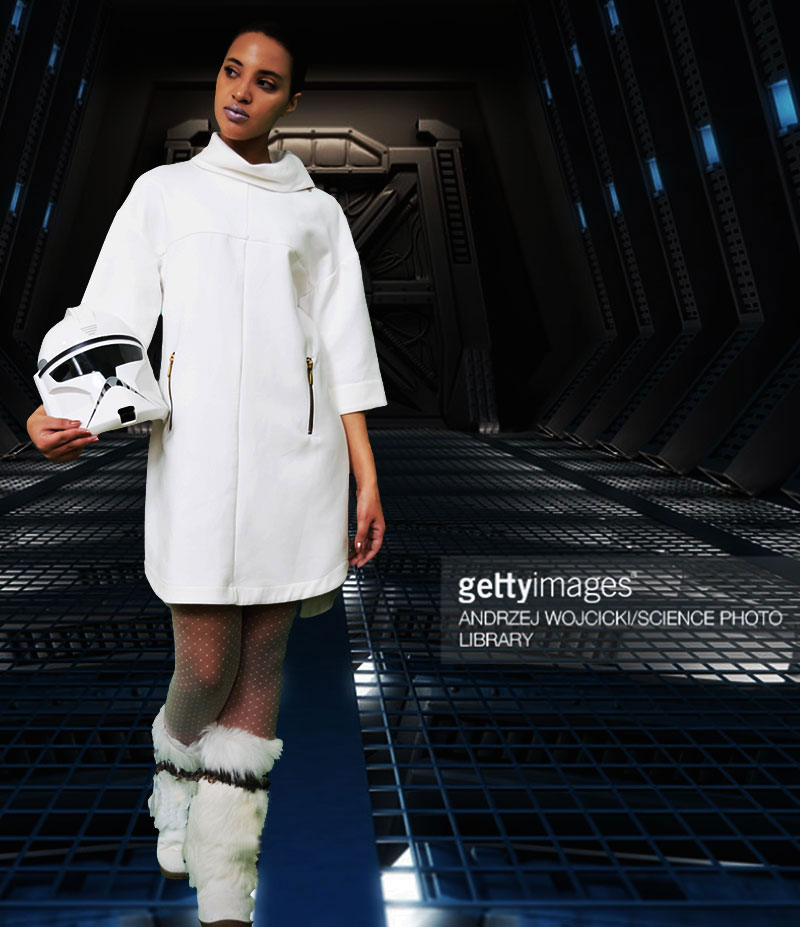 Photo Credit: Andrzej Wojcicki/Science Photo Library. gettyimages.com and Mechelle Avey. Alwaysuttori.com. Always Uttori Subtleween: Stormtrooper. Photo Credit: Andrzej Wojcicki/Science Photo Library. gettyimages.com and Mechelle Avey. Alwaysuttori.com
