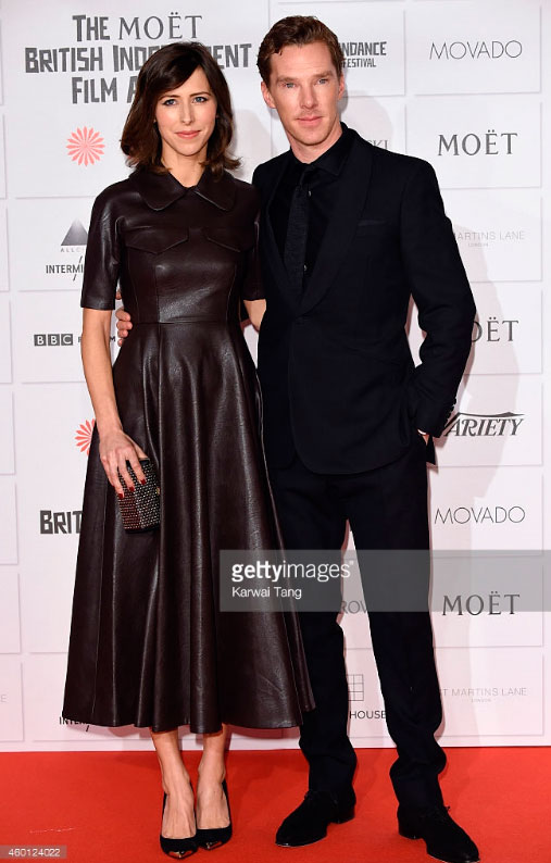 Sophie Hunter, British Independent Film Awards, 2014. Photo Credit: Karwai Tang - 460124022. gettyimages.com. Published in Always Uttori Fall-i-Day Looks 5. Alwaysuttori.com