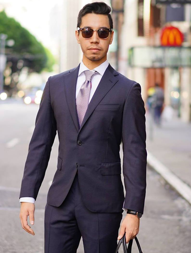 Christopher Michael, unbearably stylish. Photo Credit: Andrea Badino. Always Uttori: An INTJ Guide to the Hottest Guys on Instagram, Week 4. Alwaysuttori.com