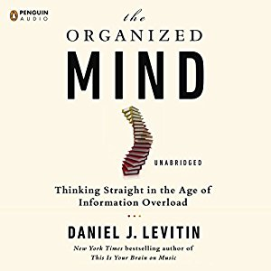 The Organized Mind Book Cover. INTJ Reading List. 2018 Greetings, 2017 Staff Favorites, and Always Uttori Changes. Alwaysuttori.com