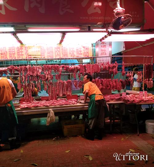 Butcher: HKTS1. Photo Credit: I'mari Avey. INTJ May Challenge. Alwaysuttori.com