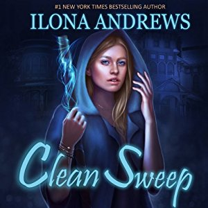 Clean Sweep Book Cover. 2017 May Reading List: Fantasy/Sci-Fi. Alwaysuttori.com