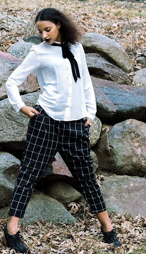 Girl Boss Fierce, L5, P4. Photo Credit: Mechelle Avey. Spring Fashion, Girl Boss Fierce, Look 5. Alwaysuttori.com