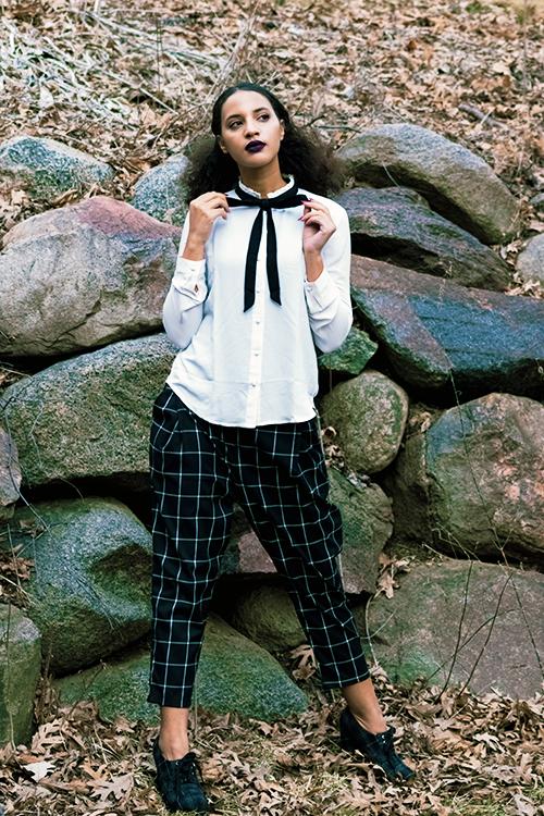 Girl Boss Fierce, L5, P2. Photo Credit: Mechelle Avey. Spring Fashion, Girl Boss Fierce, Look 5. Alwaysuttori.com