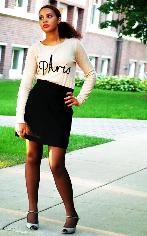 Girl Boss Fierce, L8, P2. Photo Credit: Mechelle Avey. Spring Fashion, Girl Boss Fierce, Look 8. Alwaysuttori.com