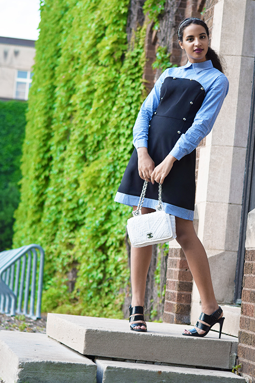 STB Look 3: Popular Girl. Photo Credit: Mechelle Avey. Slay The Books Looks Back to School Fashion 2017 Look 4. Alwaysuttori.com