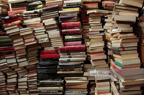 Stack of Books. Photo Credit: Helena de la Guardia - 05675484. gettyimages.com. 5 Things To Do Before Summer Ends. Alwaysuttori.com.