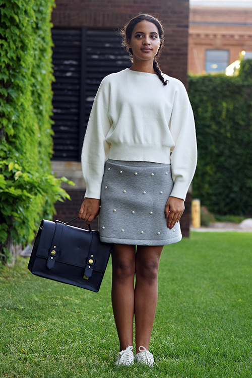 STB Look 4, P3. Photo Credit: Mechelle Avey. Slay The Books Looks Back to School Fashion 2017 Look 4. Alwaysuttori.com