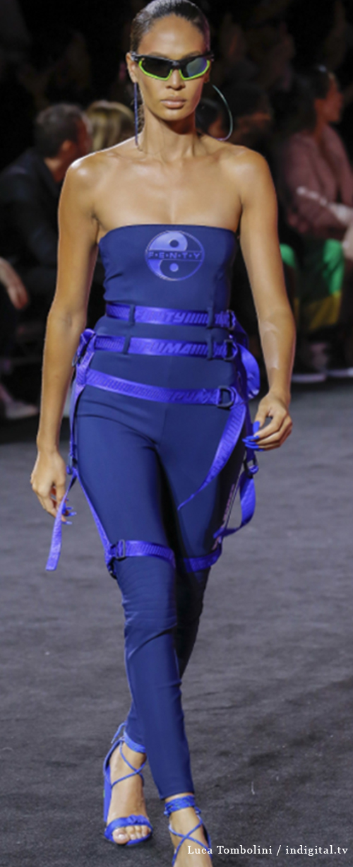 Fenty 2. Photo Credit: Luca Tombolini / indigital.tv via Vogue.com. Spring 2018 Athleisure Forecasts: Everything's Coming Up Fenty X Puma. Alwaysuttori.com