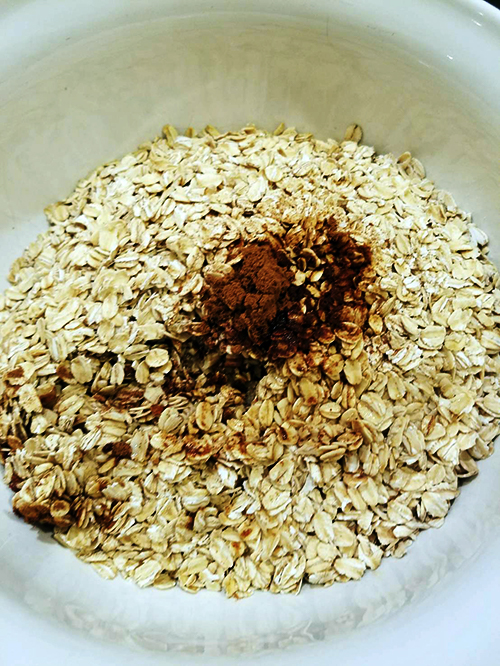 Granola Ingredients. Photo Credit: Always Uttori. Almost Savannah Coffee Roasters Honey Granola Yogurt Parfait. Alwaysuttori.com