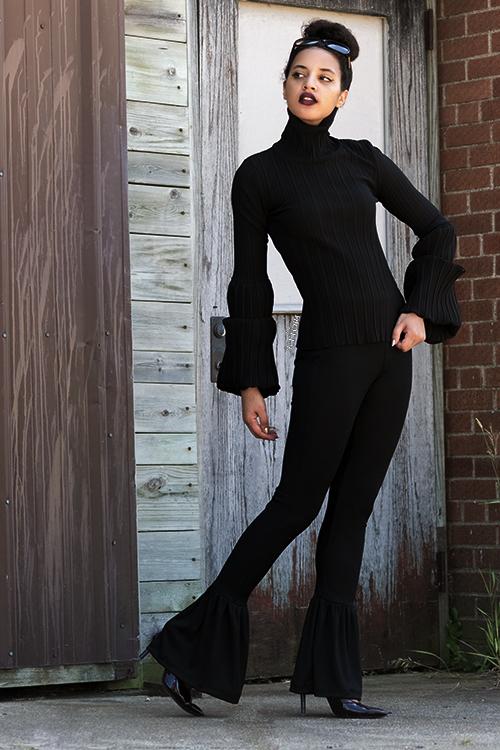Bring On the Drama | Ebony, P2. Photo Credit: Mechelle Avey. Bring On the Drama October Fashion | Ebony. Alwaysuttori.com
