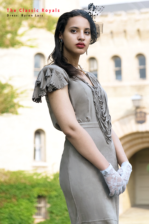 Classic Royals 1. Photo Credit: Alwaysuttori.com.In Royal Fashion | The Modern Princess | Lord Byron