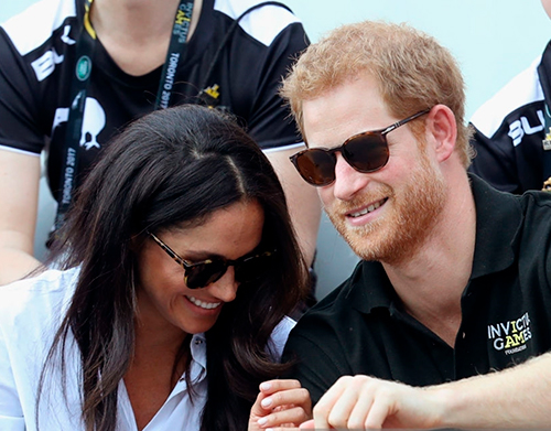 Meghan Markle and Prince Harry. Photo Credit: Chris Jackson. gettyimages.com.Ruffed and Ready Princess Fashion. Photo Credit: Alwaysuttori.com. In Royal Fashion | The Modern Princess | Ruffed and Ready. Always Uttori.
