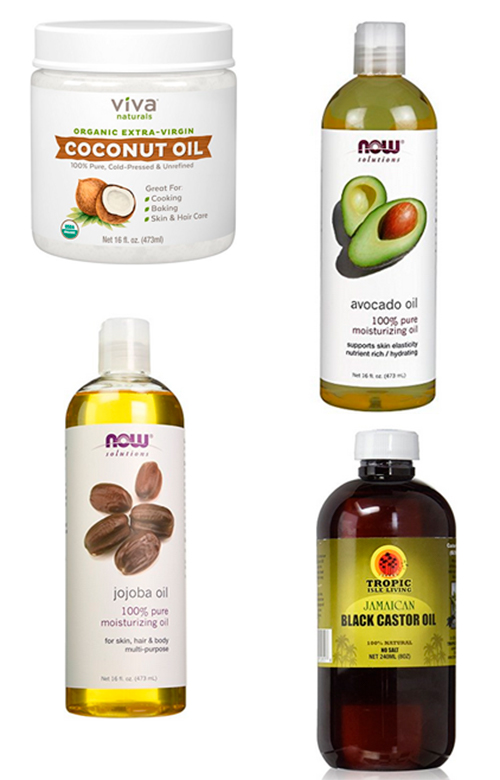 Natural Oils.