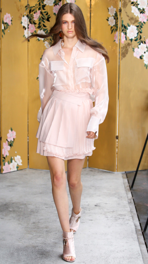 Adeam 1. Photo Credit: Vogue.com. Uttori Style | 2018 Spring Transition Fashion. Alwaysuttori.com