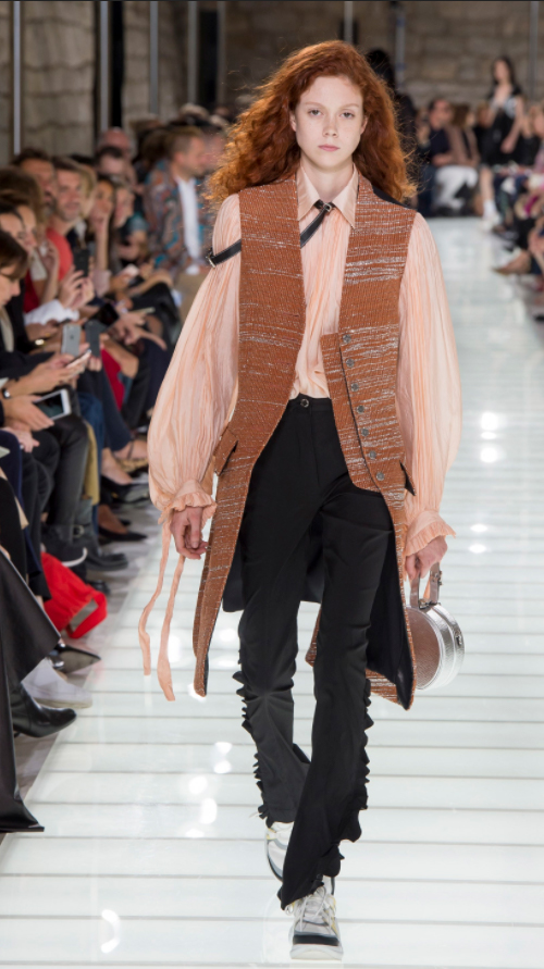 Louis Vuitton 1. Photo Credit: Vogue.com. Uttori Style | 2018 Spring Transition Fashion. Alwaysuttori.com