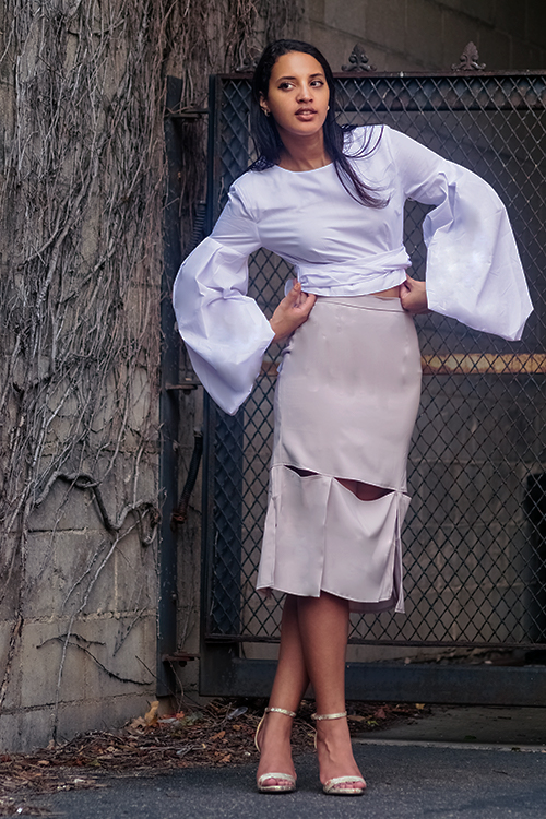 Boss Girl Style, Look 5, P1. Photo Credit: Always Uttori. 5 Bossed Up Spring Transition Fashion Styles. Alwaysuttori.com