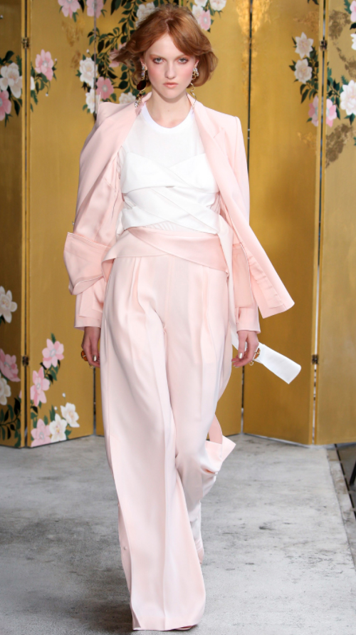 Adeam 4. Photo Credit: Vogue.com. Uttori Style | 2018 Spring Transition Fashion. Alwaysuttori.com