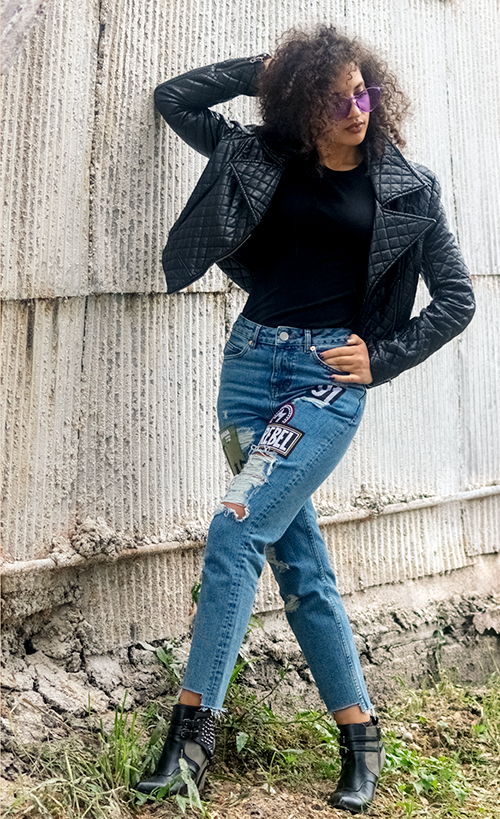 Asos Rebel Jeans. Photo Credit: Always Uttori. Uttori Fashion: 3 Hip Jeans to Rock This Summer, Always Uttori.com