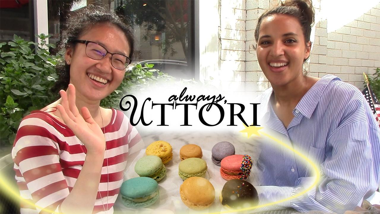 Always Uttori Mission to Munch, Savannah Macaron Tour Vlog