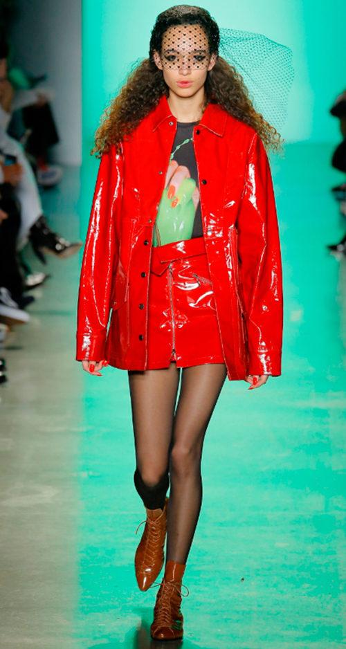 Adam Selman Fall 2018. Photo Credit: Luca Tombolini via Vogue.com. Fall Fashion Guide for INTJ Fashionistas. Alwaysuttori.com