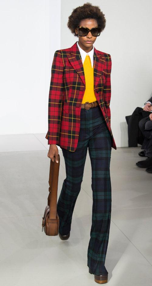 Michael Kors Fall 2018. Photo Credit: Yannis Vlamos via Vogue.com. Fall Fashion Guide for INTJ Fashionistas. Alwaysuttori.com