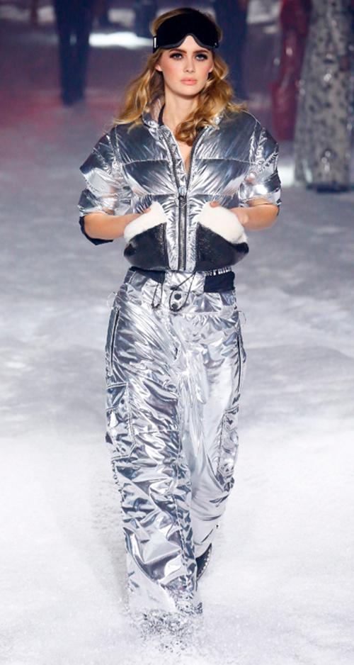 Philipp Plein Fall 2018. Photo Credit: Luca Tombolini via Vogue.com. Fall Fashion Guide for INTJ Fashionistas. Alwaysuttori.com.