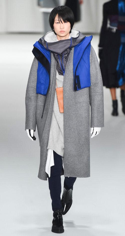 Sportmax Fall 2018. Photo Credit: Kim West Arnold via Vogue.com. Fall Fashion Guide for INTJ Fashionistas. Alwaysuttori.com.