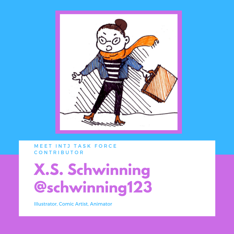 Meet the Task Force- X.S Schwinning