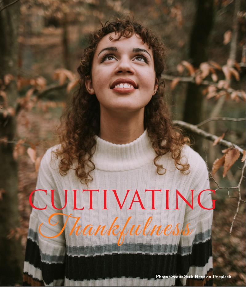 Cultivating Thankfulness in a Demanding World